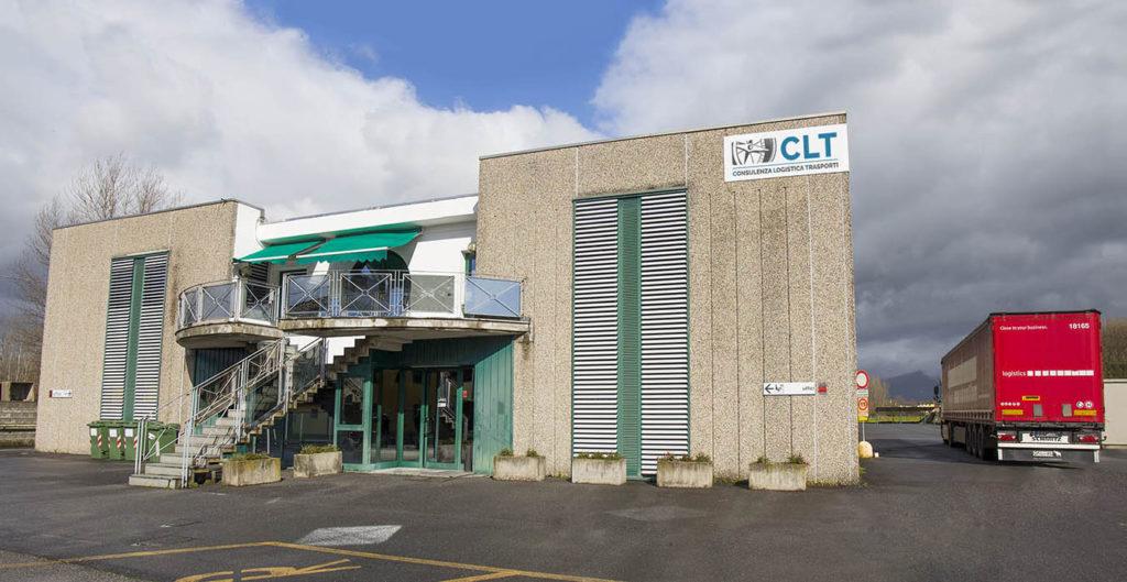 CLT Logistica Sede di Antraccoli